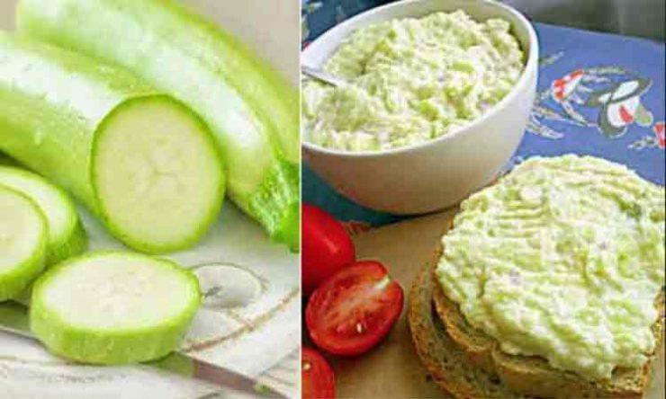 Cum se face salata de dovlecei