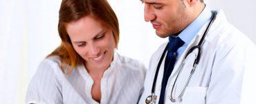 woman doctor gynecologist katy